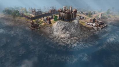 Age of Empires IV - Naval-pätkä