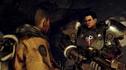 Fallout 76 - Steel Reign -julkistustraileri
