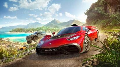 Forza Horizon 5 - Cover Cars -paljastustraileri