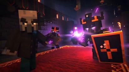 Minecraft Dungeons - Seasonal Adventures Traileri