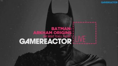 GRTV pelaa Batman: Arkham Originsia
