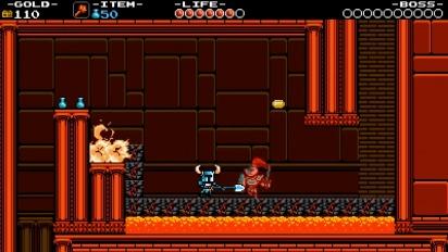 Shovel Knight - Wii U & 3DS Launch Trailer