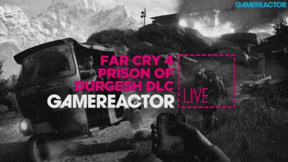 GR Live -uusinta: Far Cry 4: Escape from Durgesh Prison
