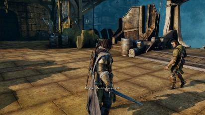 Shadow of Mordor - Standard PS4 -pelikuvaa