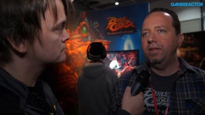Battle Chasers: Nightwar - haastattelussa Chris Brooks
