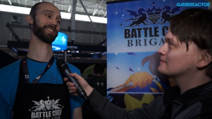 Battle Chef Brigade - haastattelussa Tom Eastman