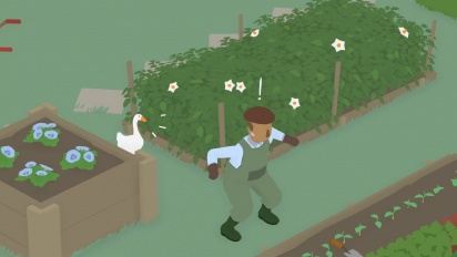 Untitled Goose Game - esi-alfan pelikuvaa