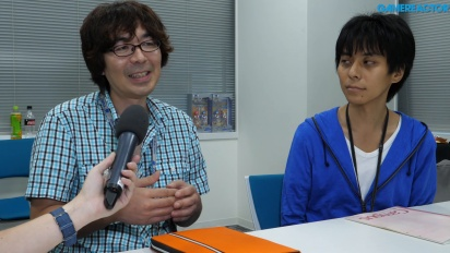 Sonic Forces - Morio Kishimoto & Hiroshi Takunaga haastattelussa