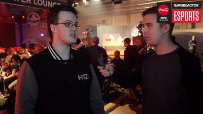 DreamHack Winter - H1Z1: Chipzy haastattelussa