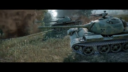 World of Tanks - Console version 4 Year Anniversary -traileri