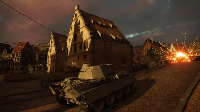 World of Tanks - War Stories: Spoils of War - julkistustraileri