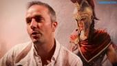 Assassin's Creed Odyssey - Marc-Alexis Côté haastattelussa