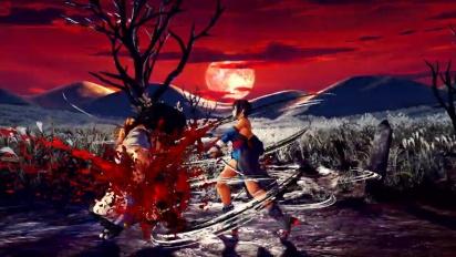 Samurai Shodown - Stadia-traileri