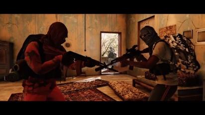 Insurgency: Sandstorm - Console Release Date Traileri