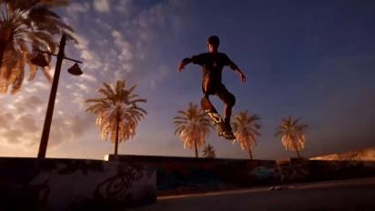Tony Hawk's Pro Skater 1 and 2 Remaster - julkistustraileri