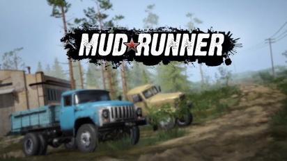 MudRunner Mobile - julkaisutraileri (Google Play)