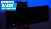 Nopea katsaus - Razer Huntsman Mini