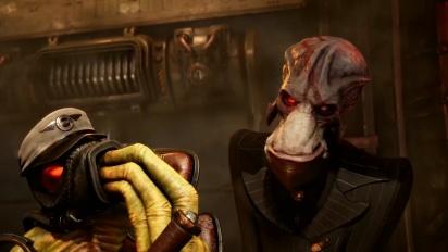 Oddworld: Soulstorm - Molluck Returns Traileri