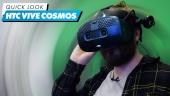 Nopea katsaus - HTC Vive Cosmos