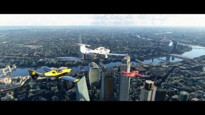 Microsoft Flight Simulator - Xbox Series X|S Gameplay Traileri