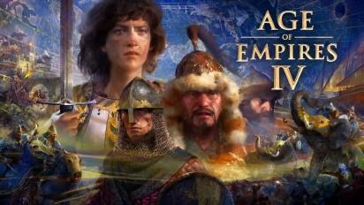 Age of Empires IV - Gameplay-traileri
