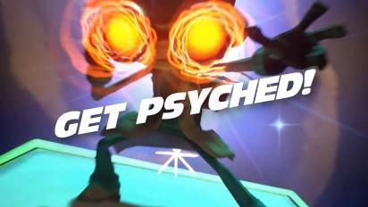 Psychonauts 2 - julkaisutraileri