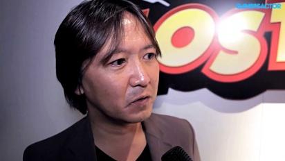 E3 13: Sonic Lost World -haastattelu