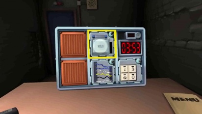 Keep Talking and Nobody Explodes - PC-julkaisutraileri