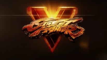 Street Fighter V - Cinematic Story Trailer