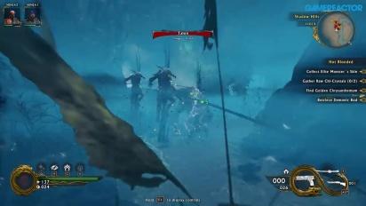 Shadow Warrior 2 - E3 Co-Op Demo -pelikuvaa
