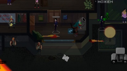 Party Hard - Update Trailer