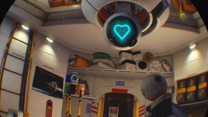 Robinson: The Journey - PS4 Pro -pelikuvaa