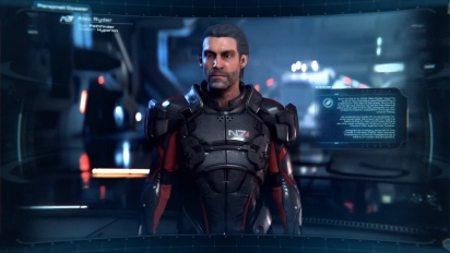 Mass Effect: Andromeda - tapaa miehistö -traileri
