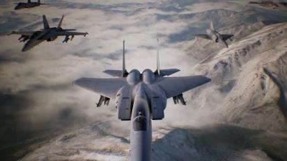 Ace Combat 7: Skies Unknown - uuden vuoden traileri