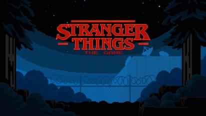Stranger Things: The Game - julkaisutraileri