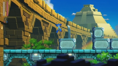 Mega Man 11 - julkistustraileri
