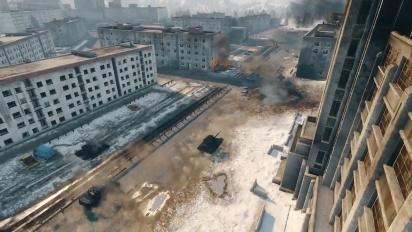 Armored Warfare - Seasons-traileri