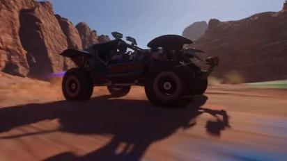 Onrush - Race, Wreck, Repeat -traileri