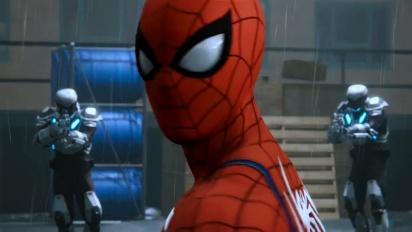 Spider-Man - SDCC 2018 -tarinatraileri