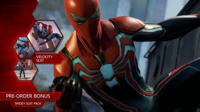 Spider-Man - Third Reveal -ennakkotilausvideo