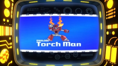 Mega Man 11 - Mega Man vastaan Torch Man -traileri