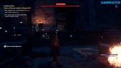 Assassin's Creed Odyssey - Athenian Fort at Night in Megaris -pelikuvaa