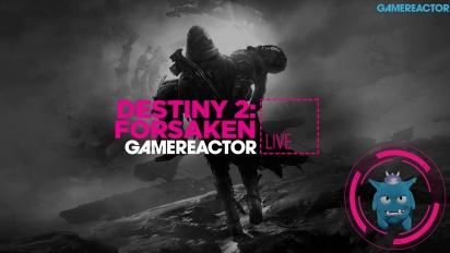 GR Liven uusinta: Destiny 2: Forsaken