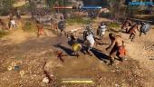 Assassin's Creed Odyssey - Megaris Conquest Battle -pelikuvaa