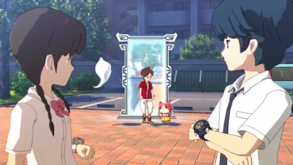 Yo-kai Watch 4 - Japanese World Hobby Fair 2019 -traileri