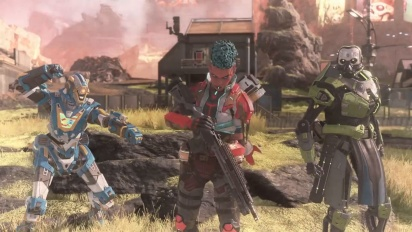 Apex Legends - System Override Collection Event Traileri