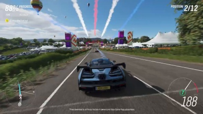 Forza Horizon 4 - Xbox Series -traileri