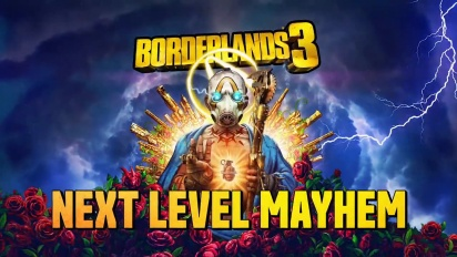 Borderlands 3 - Next Level -traileri