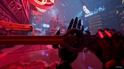 Ghostrunner - New Games Modes & Metal Ox DLC - virallinen traileri