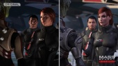 Mass Effect Legendary Edition - Official Remastered Comparison Traileri